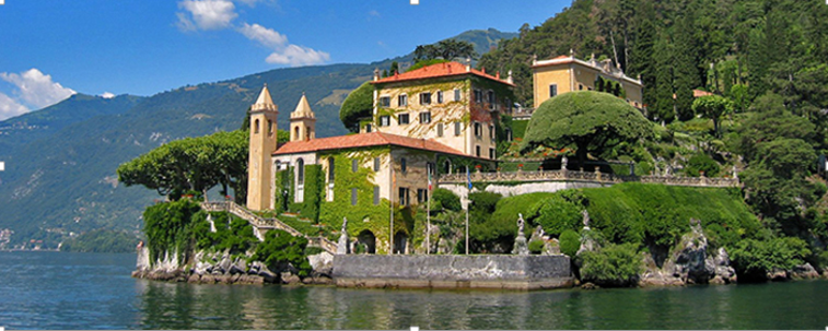 Villa del Balbianello Photo courtesy of Brightwater Holidays